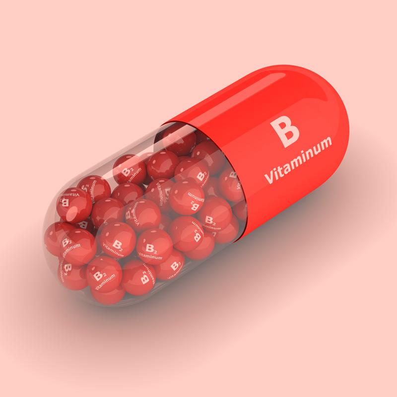 Как проявляется дефицит витаминов группыВ